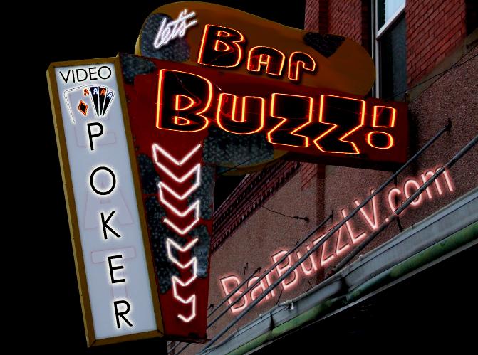 Bar Buzz Las Vegas